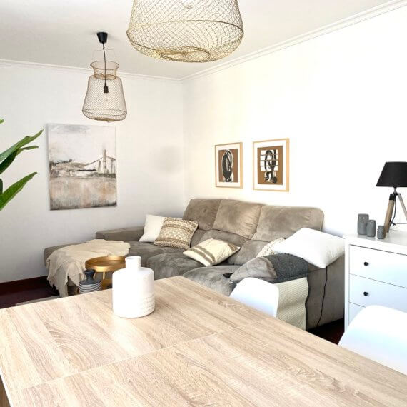 Salón home staging
