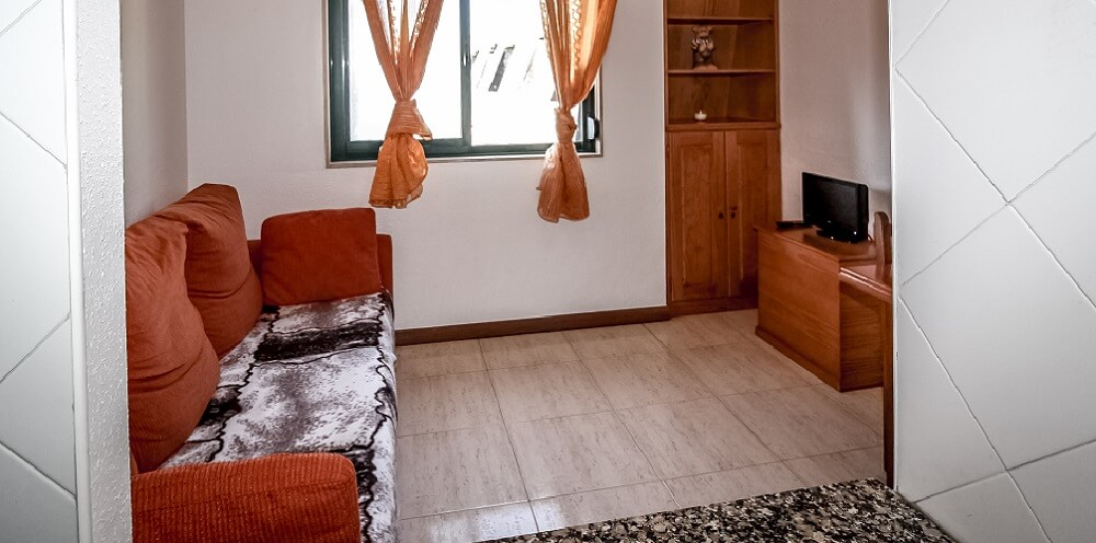 Sofa antes home staging