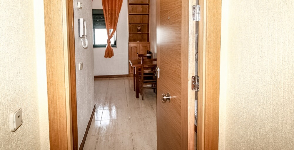 Entrada antes home staging