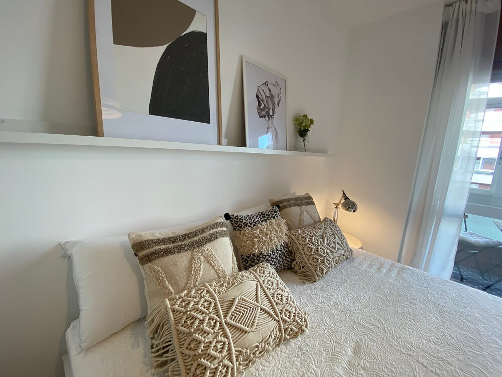 Proyecto Home Staging Apartamento Alquiler