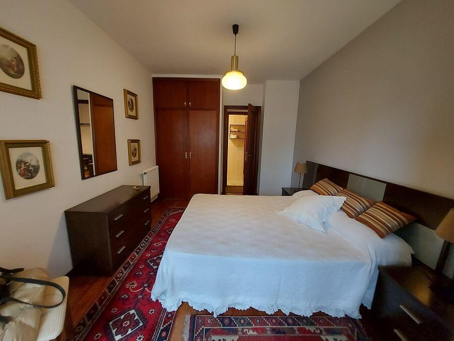 Dormitorio antes home staging