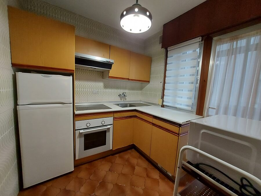Cocina antes home staging